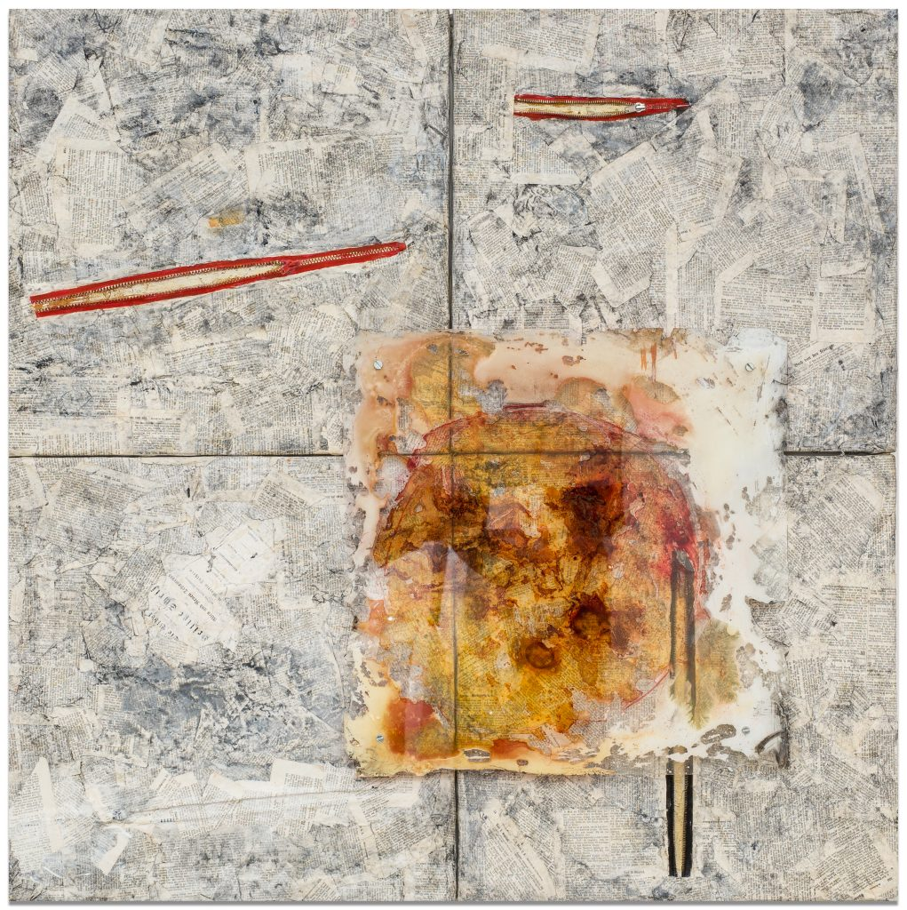 Enthüllung | 100 x 100 cm | 2016