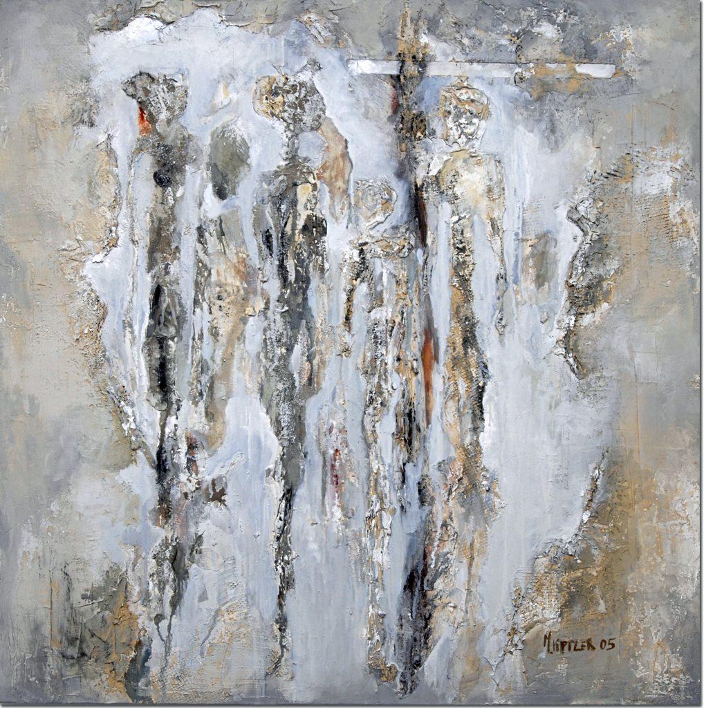 Ahninnen | 100 x 100 cm | 2005