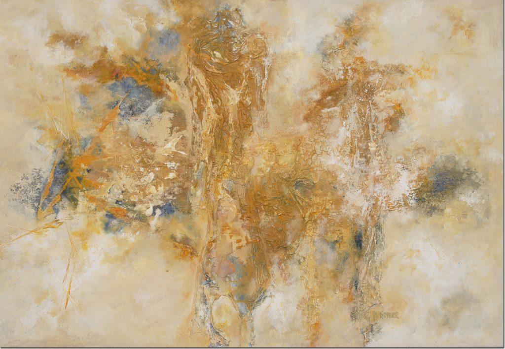 Engelwärts | 90 x 130 cm | 2005