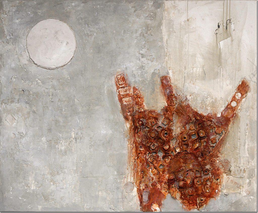 Reise nach Hause 2 | 80 x 100 cm | 2010