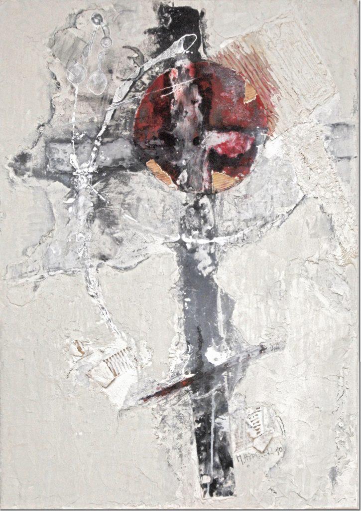 Leben | 70 x 100 cm | 2012